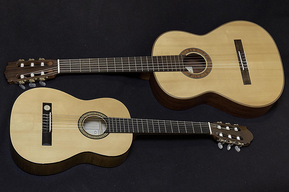 Kinder-Konzertgitarre, ½-Größe