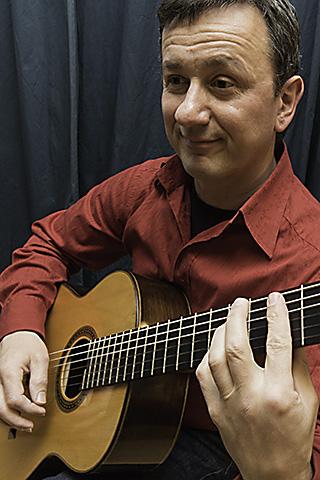 Michael Herzig gibt privaten Gitarrenunterricht in Göttingen